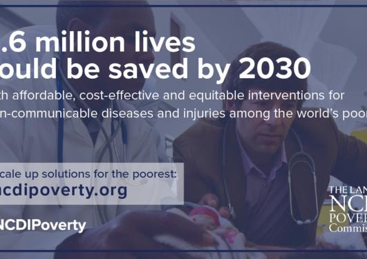 Lancet Poverty Commission Report