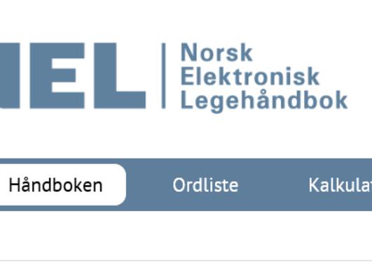 norsk elektronisk lege