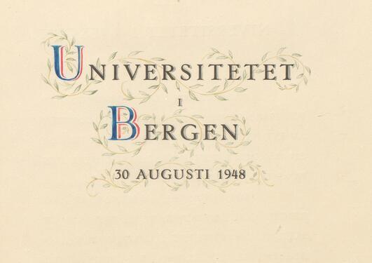 Logo uub 1948