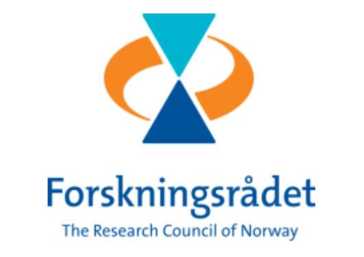 Logo for Norges forskningsråd