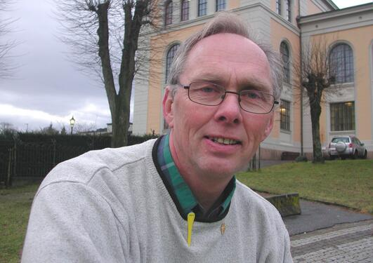 Photo of Professor Rune Nilsen, Department of Global Public Health and Primary Care, University of Bergen