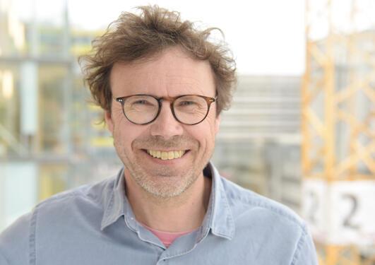 Pål Njølstad protrett.
