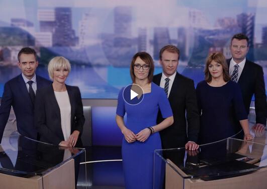 NRK nyheter promo