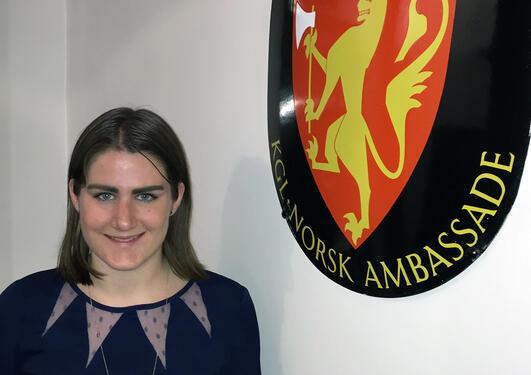 Ragnhild H. Ødegaard