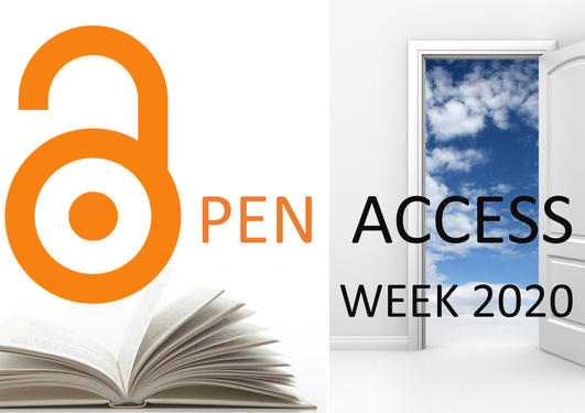 open access week front page