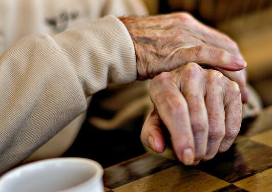 eldre person