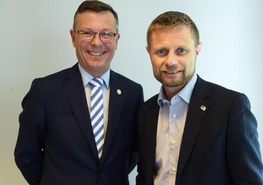 Olsen og Høie