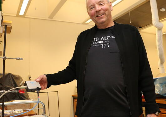 Olav M. Kvalheim