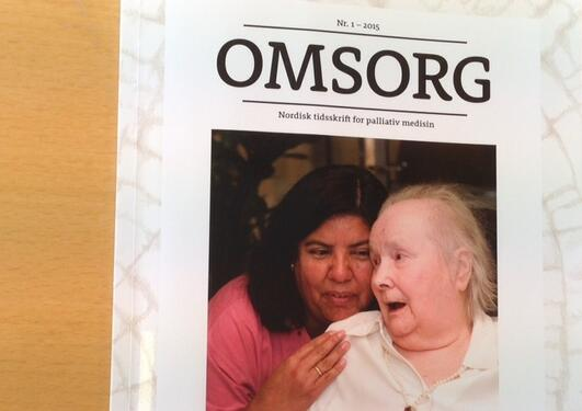 Tidsskriftet Omsorg, april 2015