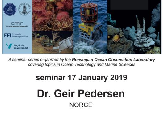 seminar 17 january