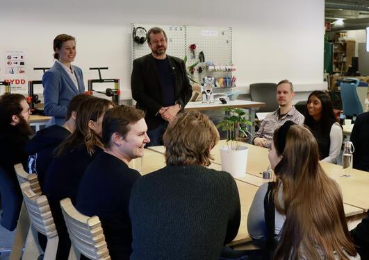 Operasjon Plast i MakerSpace 2020, oppstart