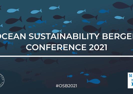 Ocean Sustainability Bergen Conference 2021 design