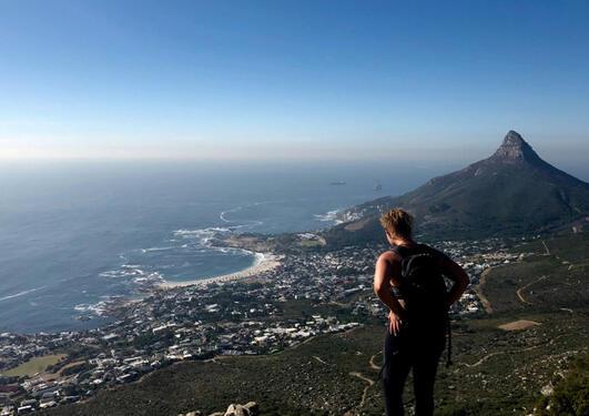 Oversikt over Cape Town
