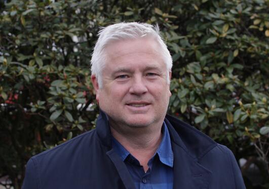 Owe Hagesæther, administrerende direktør GCE Subsea,