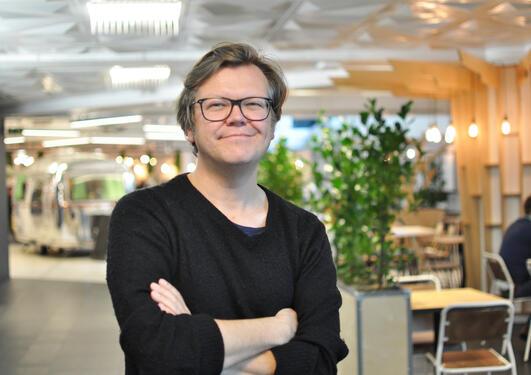 Øyvind Vågnes