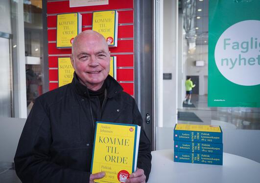 Kritikerprisen til Anders Johansens Komme til orde