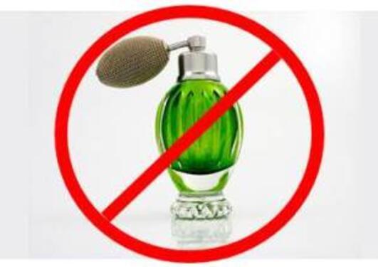 Parfymeforbud i Dyreavdelingen