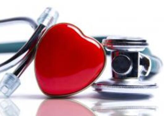 Pharmacology/Cardiology illustration