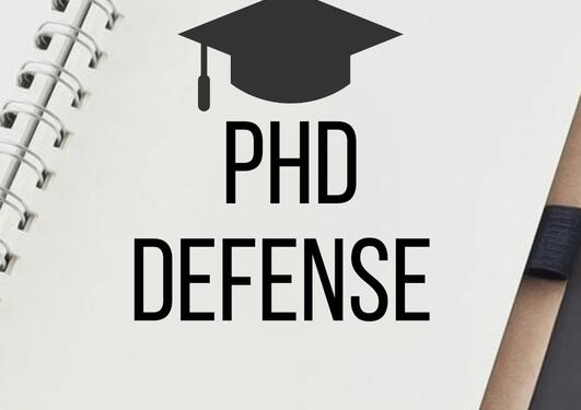 PhD defense by Raees Calafato will take place on 17 September 2021