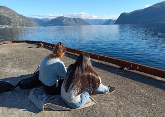Campus at University of Otago i New Zealand
