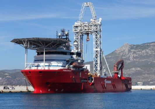 IODP Expedition 381: Corinth Rift Development
