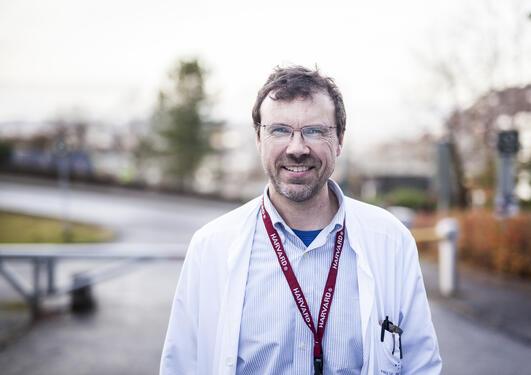 Professor Pål R. Njølstad