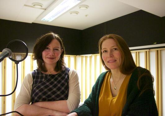 Hør Synnøve Bendixsen i samtale med Hilde Kvalvaag i Podcast UiB