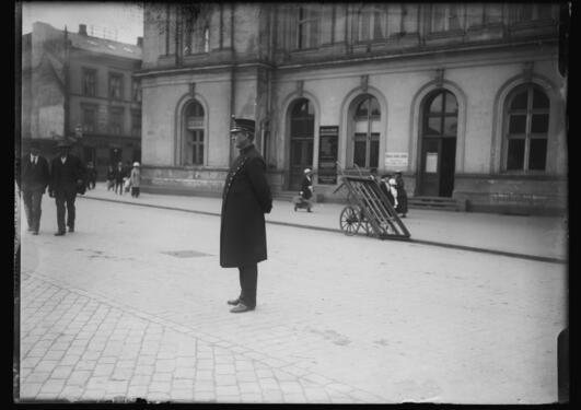Norsk politi 1916.