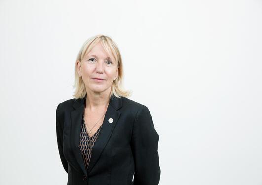 Margareth Hagen, prorektor ved UiB