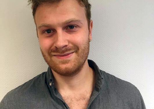Portrait of Axel Rudi