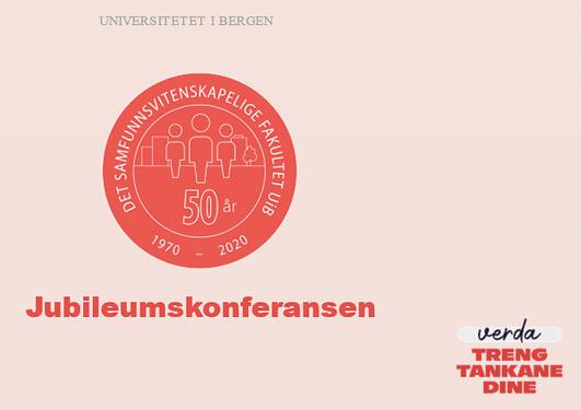 Sv- fakultetet 50 år jubileumskonferanse