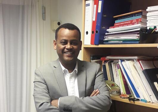 Alemayehu D. Hailu