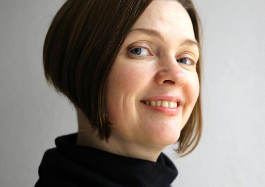 Portrett av Elisabeth Nesheim