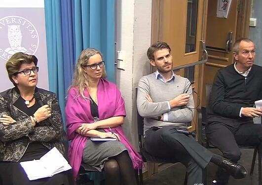 Deltakarar seminar om prisportal