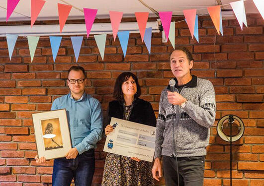 Vinnerne av Spurveugleprisen 2016