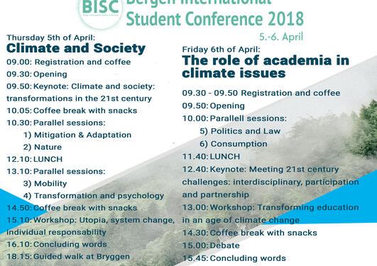BISC program