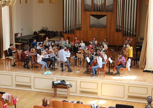 Eurasia Chamber Orchestra i Baku