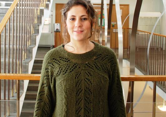 Picture of Alessia Baccarani, exchange student