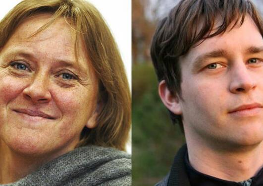 Lise Rakner og Sveinung Arnesen