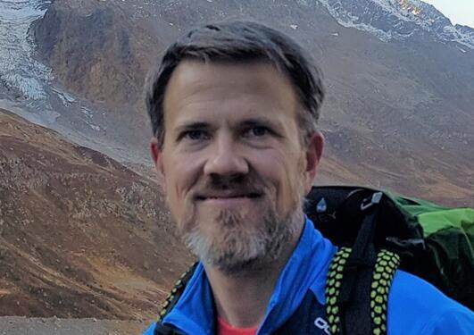 Professor Roland Hodler, University of ST.Gallen