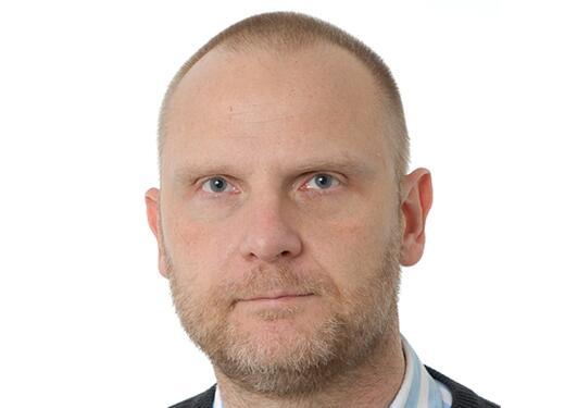Frank Rossavik er månedens alumn