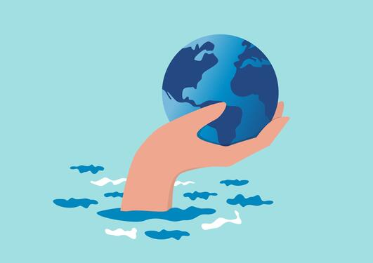 Jordkloken klima