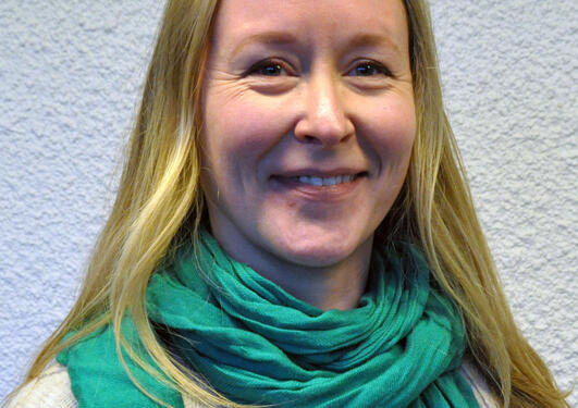Portrett av Camilla Sætre