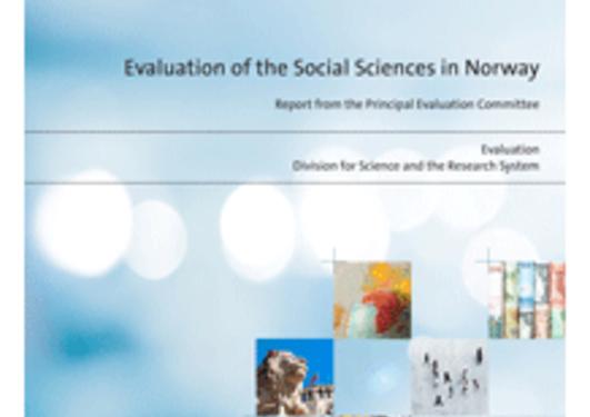 Bilde av Forskningsrådets evaluering av samfunnsvitenskapene