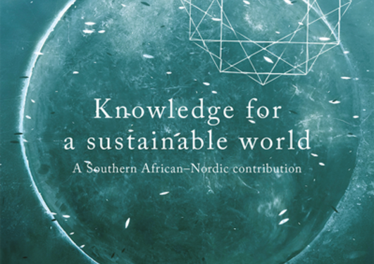 Book cover: Knowledge for a Sustainable World