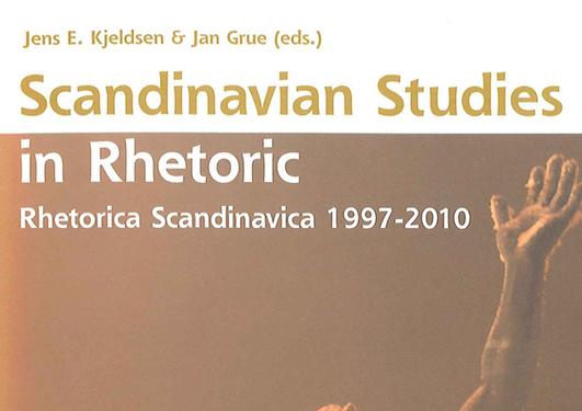 Scandinavian Studies in Rhetoric