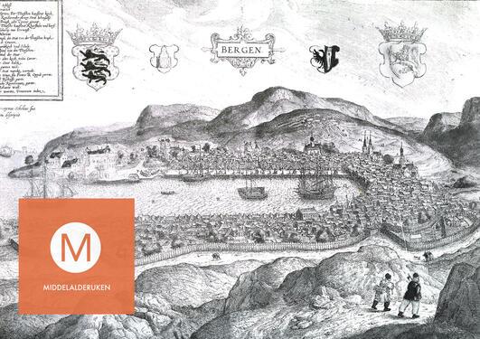 «Scholeusstikket» er det første kjente prospekt av Bergen