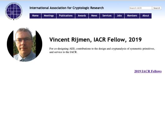 Vincent-IACR