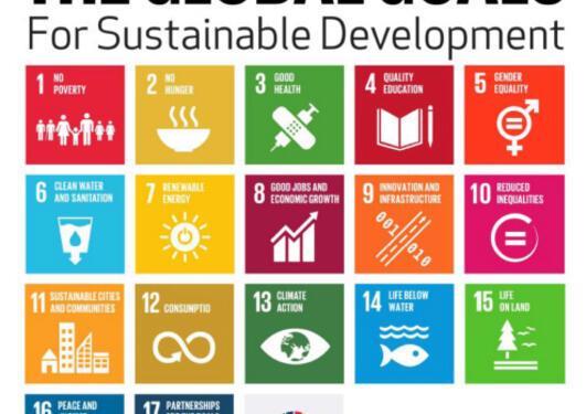 the UN's Sustainable Development Goals