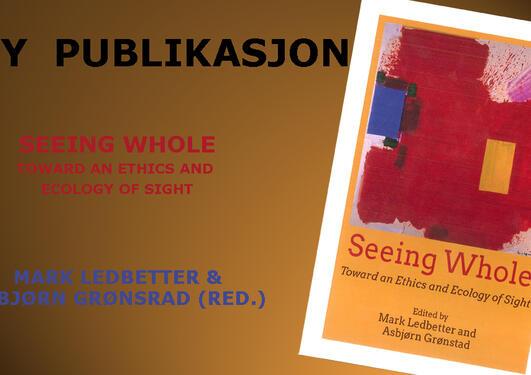 Ny publikasjon - Asbjørn Grønstad